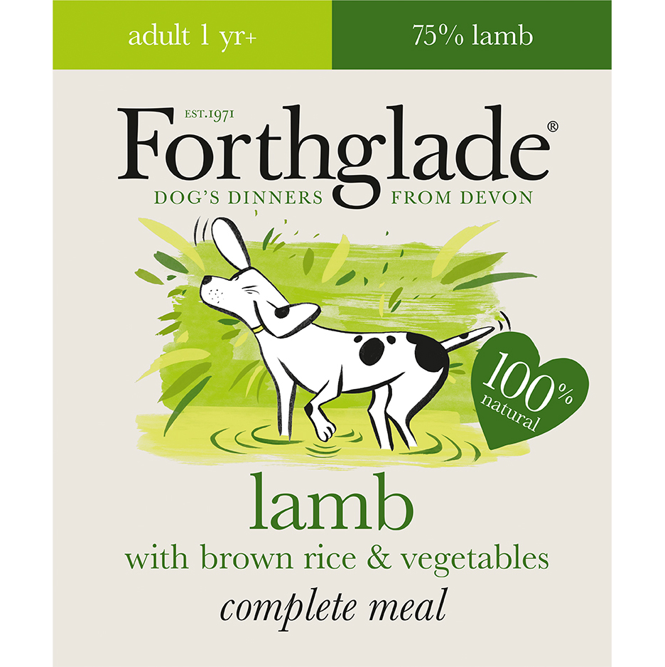 products item lovely lamb with peas parsley dogs