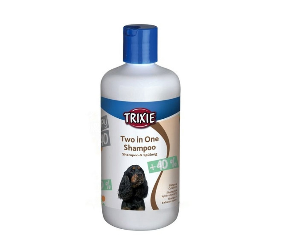 Trixie Two In One Shampoo Pethouse