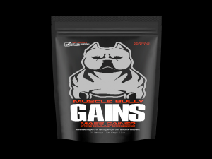 MuscleBully Gains Mass Gainer For Dogs
