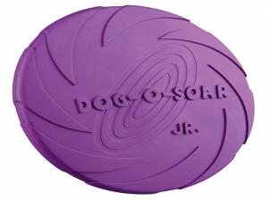 Dog Disc, Natural Rubber, Floatable