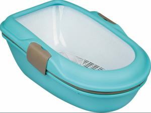 Berto Litter Tray, Threepart, with separating system