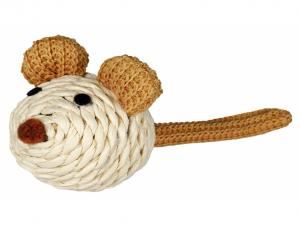 Mouse, paper yarn