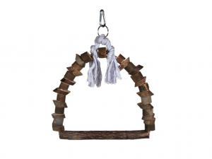 TRIXIE Natural Living Arch Swing