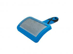 Groom Professional Soft Curved Slicker Brush