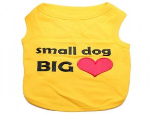 S DOG BIG HEART